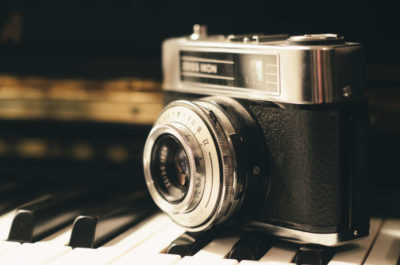 camera photography vintage lens