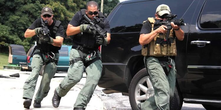 US Marshals SOG