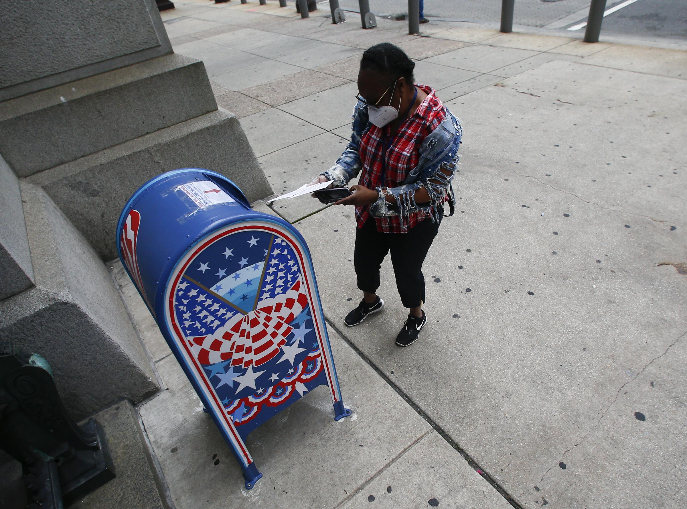 mail vote