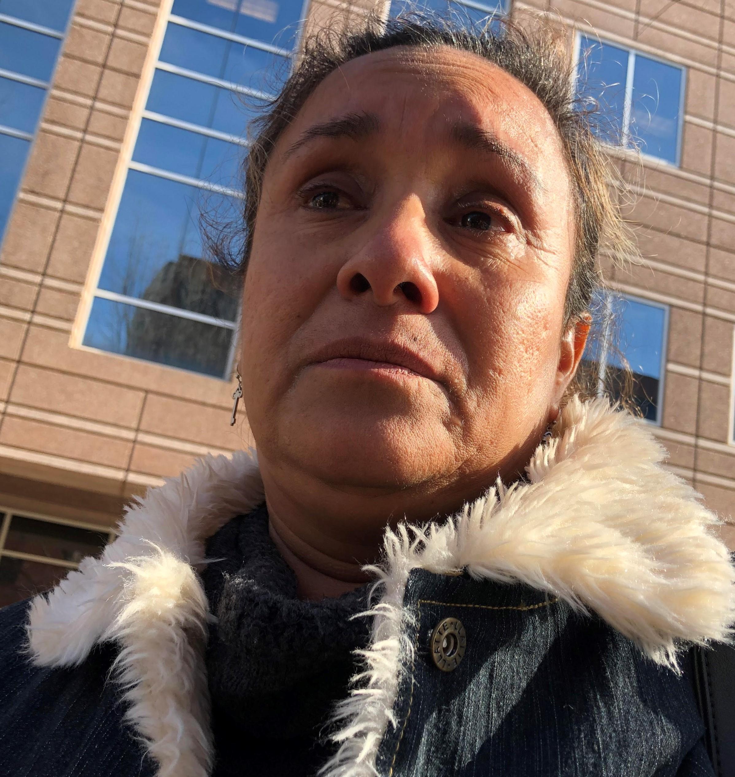 Eduardo Samaniego Mom 1