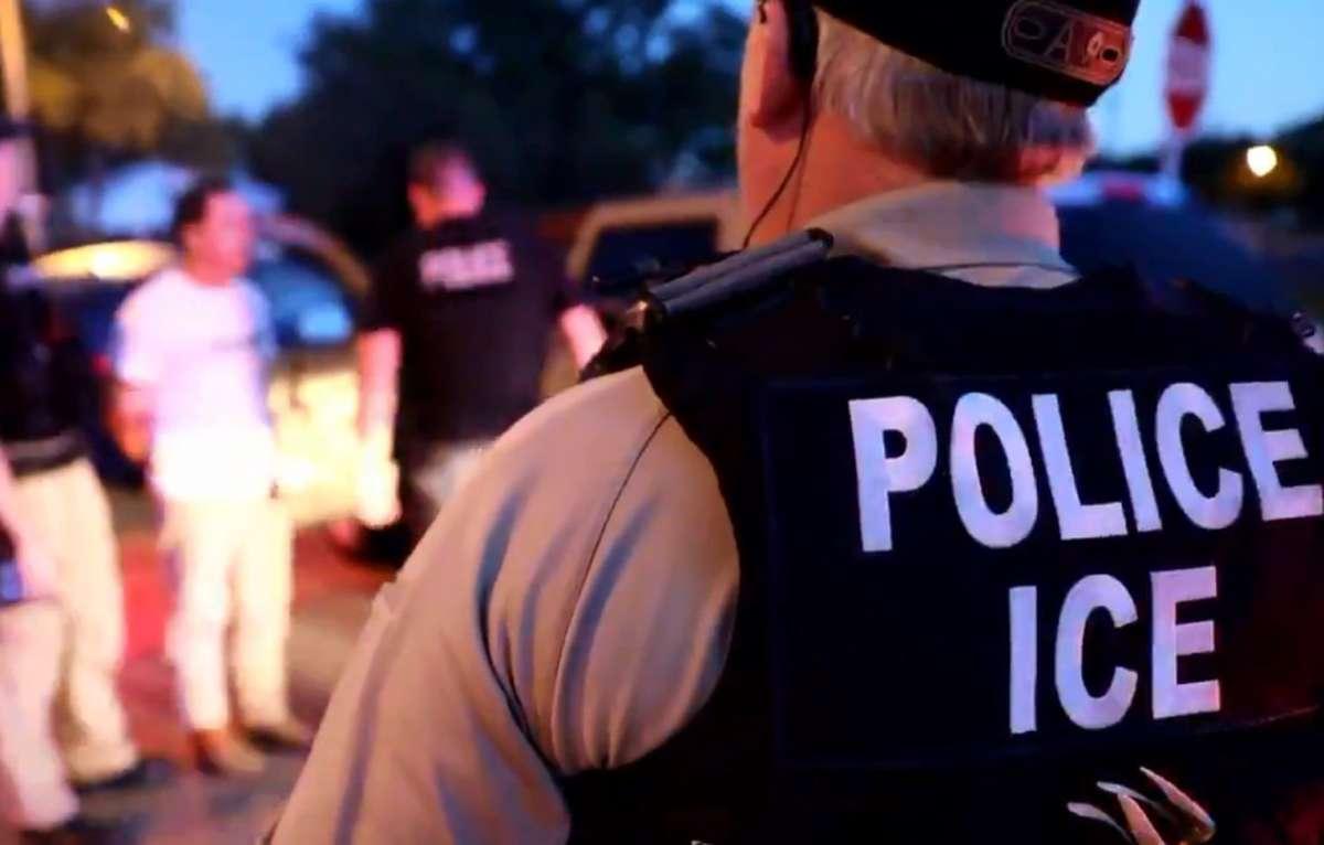 policia ice