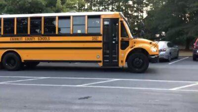 Bus Gwinnett