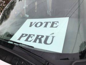 elecciones peru 1