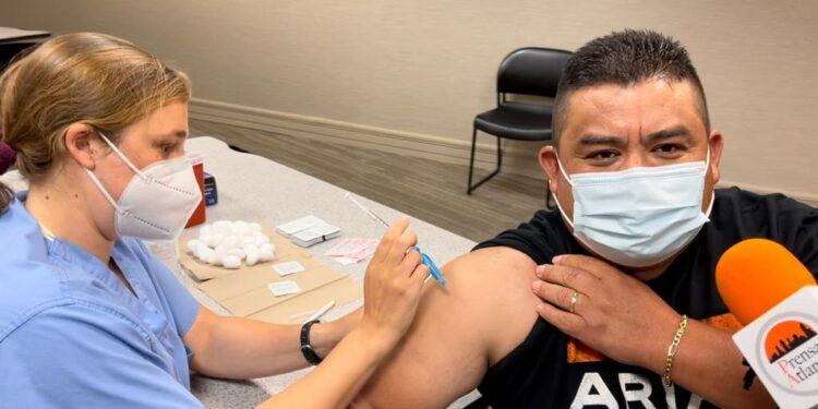vacunación PA