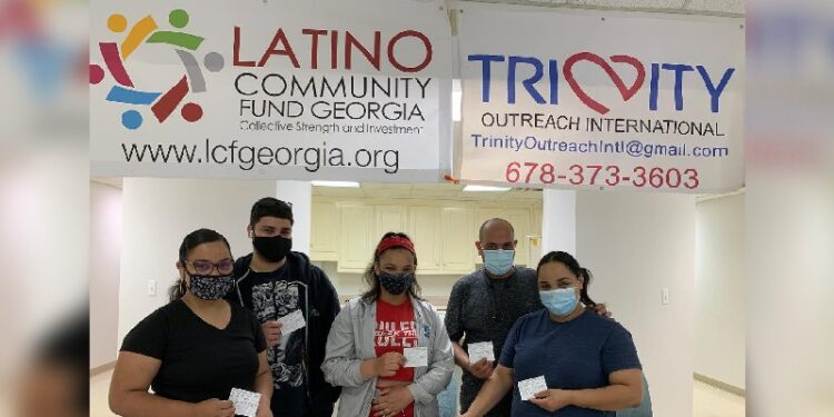 Latino community GA