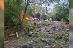 explosión casa union