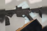 AR 15 menor apd